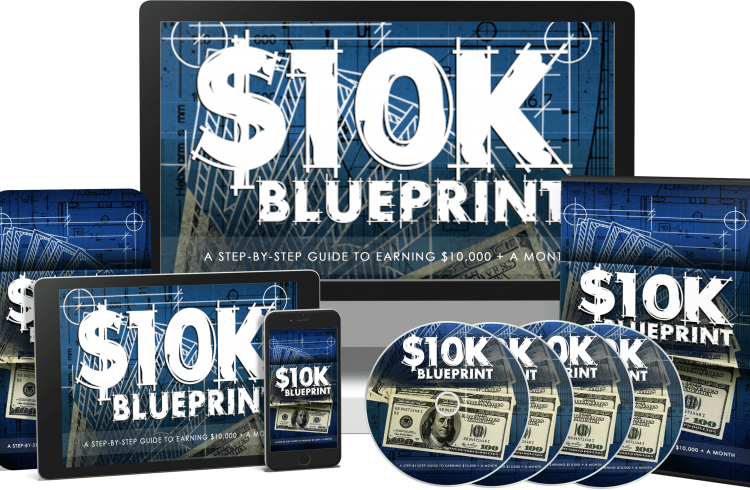 10K Blueprint PLR