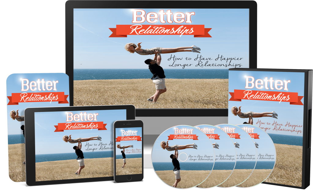 Better Relationships PLR