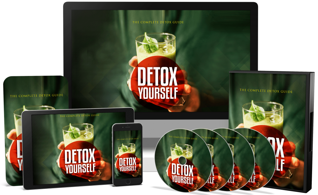 Detox Yourself PLR