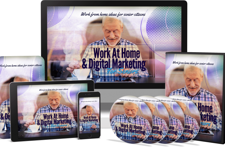 Digitall Marketing For Seniors PLR