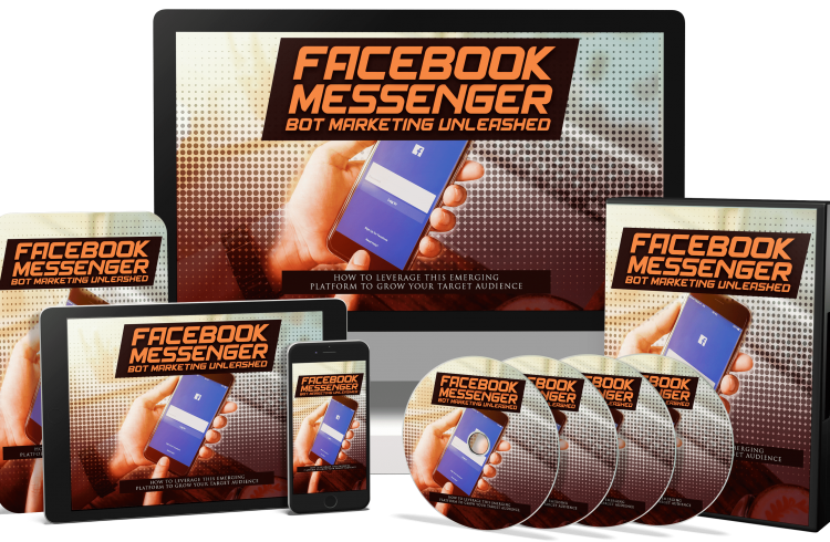 Facebook Messenger Bot PLR