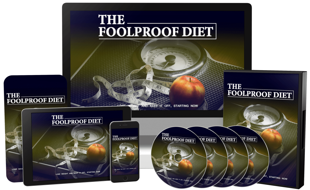 The Foolproof Diet PLR