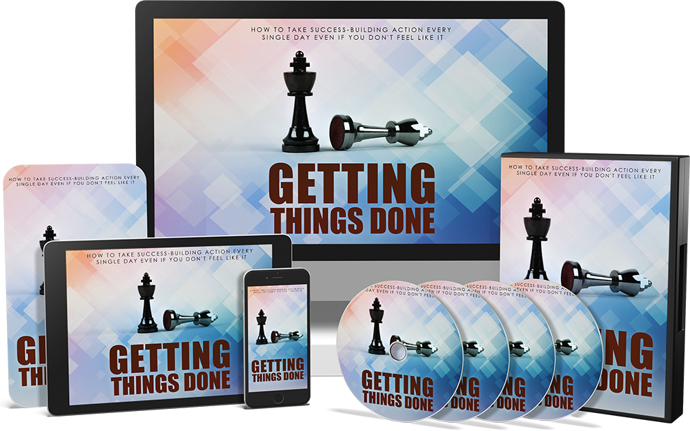 Getting Things Done PLR