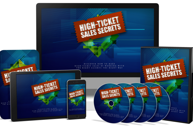 High Ticket Sales Secrets PLR