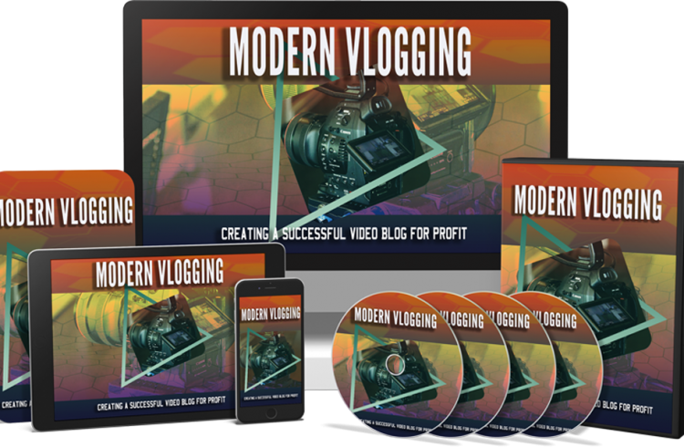 Modern Vlogging PLR