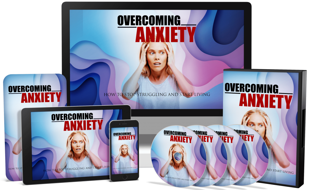 Overcoming Anxiety PLR