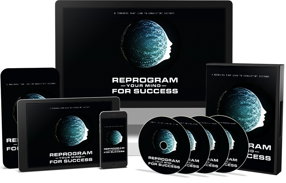 Reprogram Your Mind For Success PLR