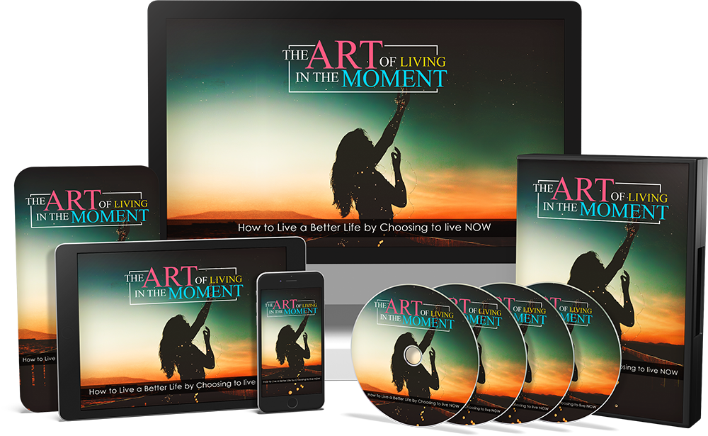 The Art of Living in The Moment PLR