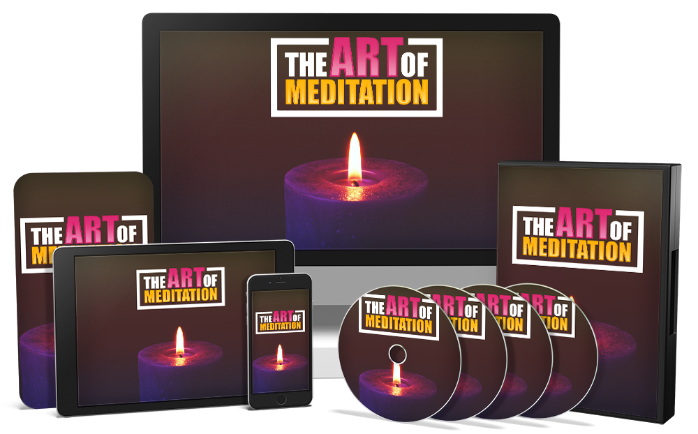 The Art of Meditation PLR