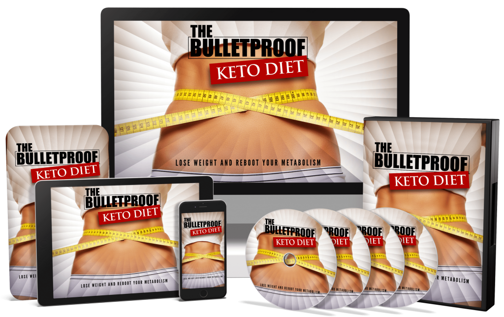 The Bulletproof Keto Diet PLR