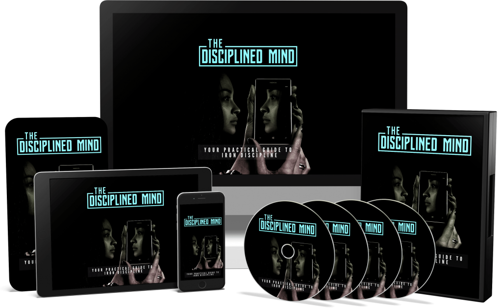 The Disciplined Mind PLR