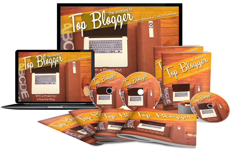 The Journey To Top Blogger PLR