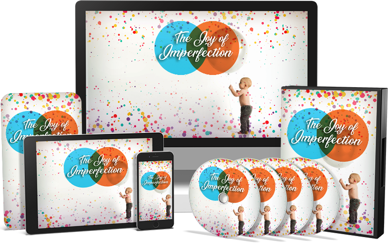 The Joy of Imperfection PLR