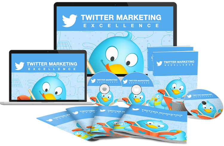 Twitter Marketing Excellence PLR