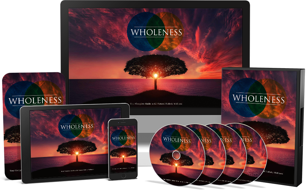 Wholeness PLR