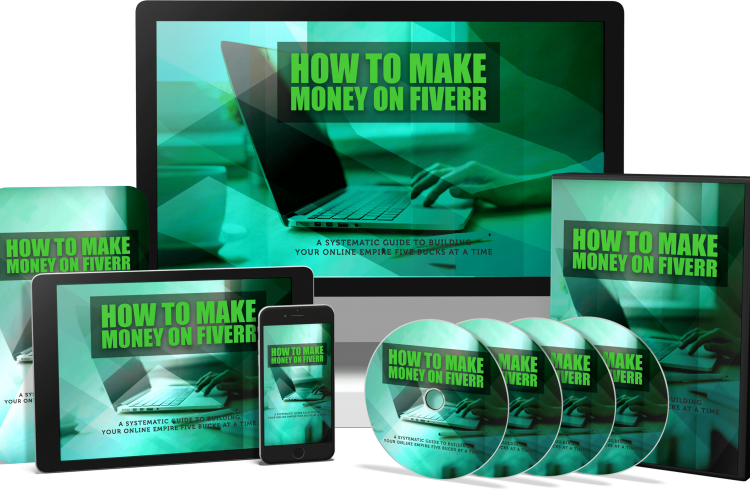 How To Make Money on Fiverr PLR