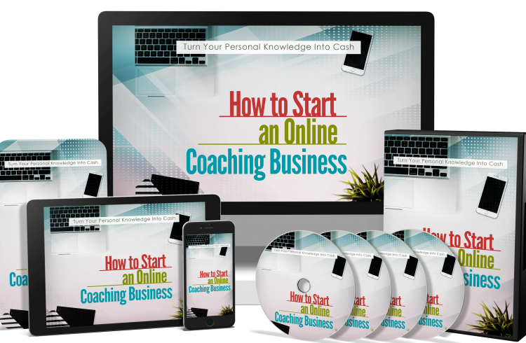 How To Start an Online Coaching Business PLR