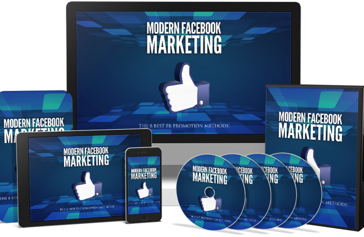 modern facebook marketing plr