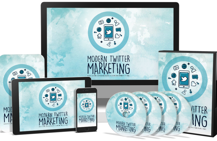 modern twitter marketing plr