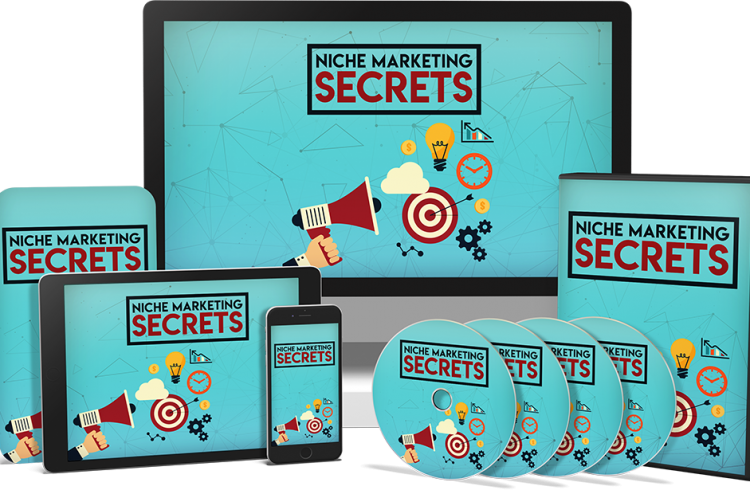 niche marketing secrets plr