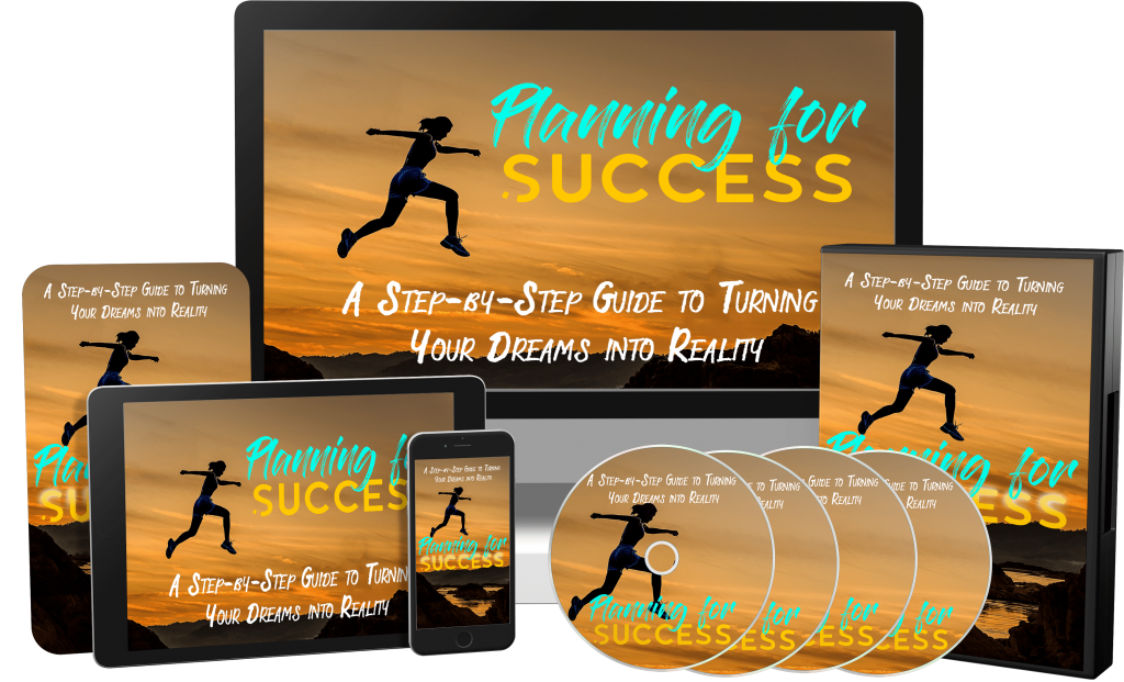 planning for success plr