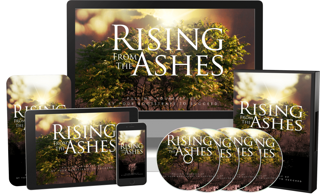 rising from the ashes plr