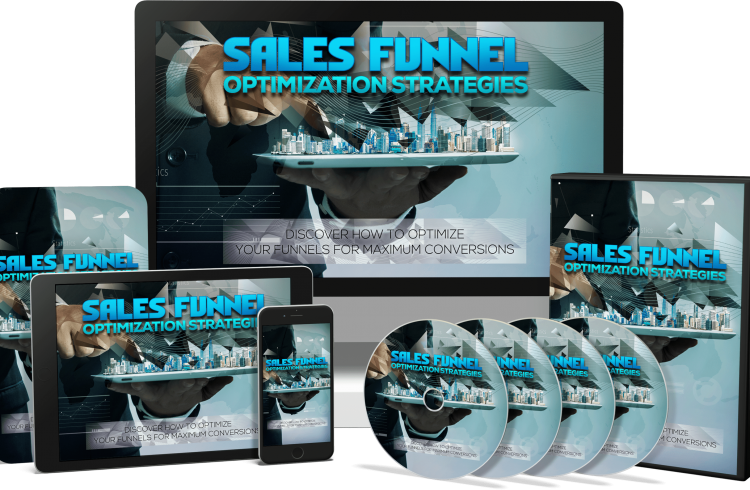 Sales Funnel Optimization Strategies PLR