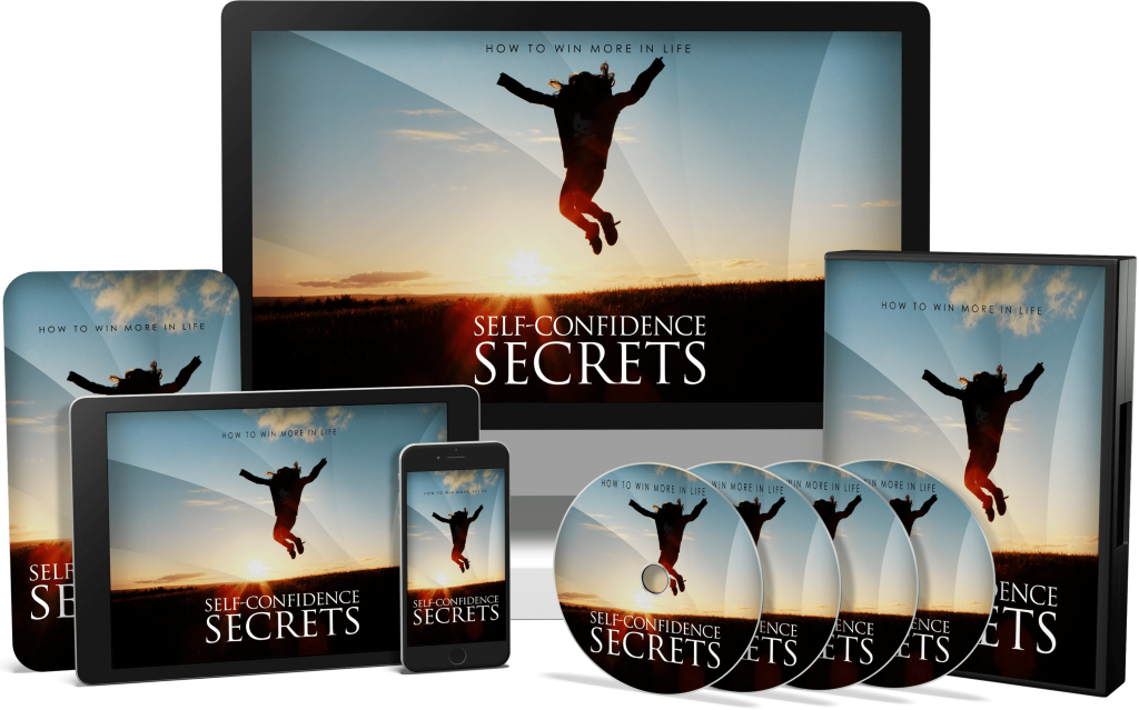 Self Confidence Secrets PLR